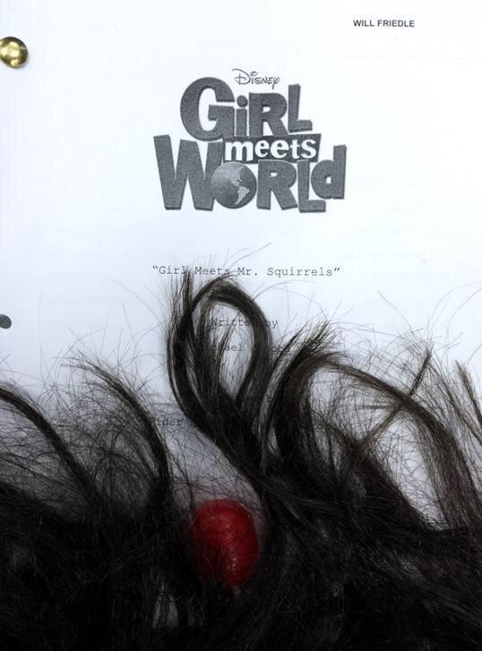 girl meets world script season 2 Welcome to the world of high school the wrap reports season three of girl meets world is coming to disney channel in june the boy meets world spin-off stars ben savage, danielle fishel, rowan blanchard, and sabrina carpenter.