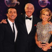 Bruno Tonioli, Len Goodman, Darcey Bussell and Craig Revel DWTS