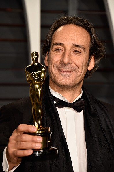 'Grand Budapest Hotel' and 'Whiplash' Top Contenders at Oscars, Alexandre Desplat Wins Best Original Score
