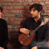 EXCLUSIVE Avi Avital Performs and Talks Vivaldi for Carnegie Hall Performance March 11 #GrandPerformance