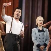 Ricky Martin & Elena Roger