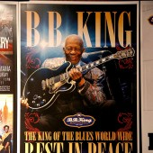 B.B. King Estate Fight Takes Charge, Moves to Nevada Courthouse Amid Allegations