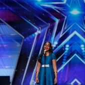 Arielle Baril, 11-Year-Old Opera Singing Prodigy, Wows America's Got Talent