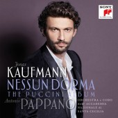 Watch Jonas Kaufmann Premiers Special 'Making Of' Video for Upcoming Puccini Album