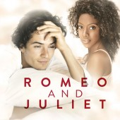 Orlando Bloom and Condola Rashad as 'Romeo and Juliet'