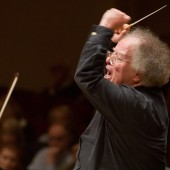 James Levine to Conduct an Evening of Comic Opera Presented by Juilliard and the Met