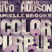 Jennifer Hudson in 'The Color Purple' with Taystee from 'OITNB'