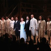 'Hamilton' Broadway Opening Night