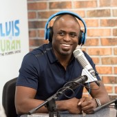 Wayne Brady Visits 'The Elvis Duran Z100 Morning Show'