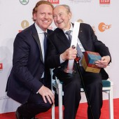 Daniel Hope and Menahem Pressler