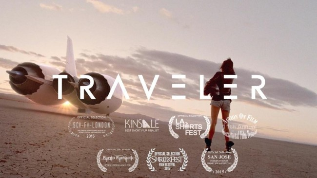 Simon Brown's 'Traveler'