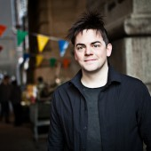 EXCLUSIVE: Nico Muhly on Bedroom Whale Watching, Nadia Sirota's Friendship, Diving with Joanna