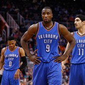 New Orleans Pelicans vs. Oklahoma City Thunder: Free Online Streaming, Game Time and TV Times