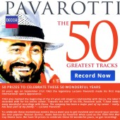 Decca Invites Pavarotti Fans to Record Their Versions of Puccini's