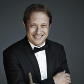 French conductor Ludovic Morlot