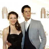 Luciana Paris and Marcelo Gomes