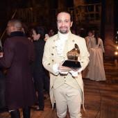 'Hamilton' Creator Lin-Manuel Miranda