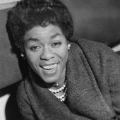 Late Jazz Singer Sarah Vaughan to be Honored with Forever Stamp in Newark
