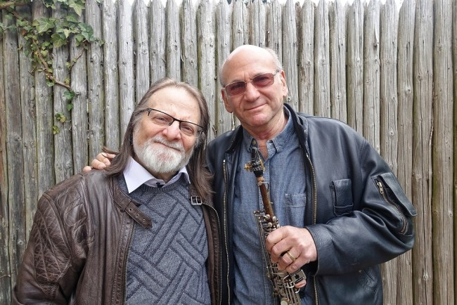 David Liebman and Richie Beirach