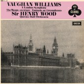Happy 100th Birthday, Ralph Vaughan Williams 'London' Symphony!