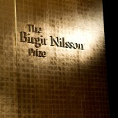 What is the Birgit Nilsson Prize actually for?