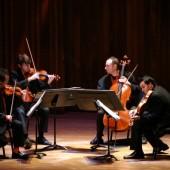 FLUX Quartet Takes the Stage at Park Avenue Armory's Recital Series