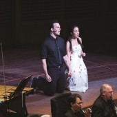 San Francisco Symphony Releases Live Recording of 'West Side Story' Concert Performance with Broadway Stars Cheyenne Jackson and Alexandra Silber