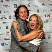 Bruce Jenner and Kathie Lee Gifford