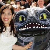 America Ferrera and Friend