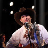 Matt Brumlow in 'Hank Williams: Lost Highway'