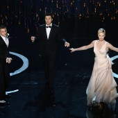 Channing Tatum, Seth MacFarlane and Charlize Theron