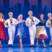 The Cast of 'On the Town'