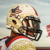 University of Maryland Football Team Prints 'Star-Spangled Banner' Lyrics on Uniforms for West Virginia Game
