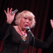Barb Jungr Brings Her Collection of Bob Dylan and Leonard Cohen, 'Hard Rain,' to New York's 59e59 Stage