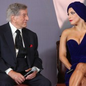 [REVIEW] Lady Gaga and Tony Bennett's 'Cheek to Cheek' Swings Like the Old American Songbook it Echoes