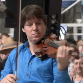 Seven Years Later Joshua Bell Performs Again for D.C. Audiences at Most Recent Union Station Performance