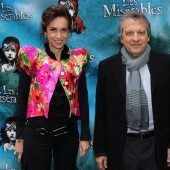 Alain Boublil and Marie Zamora