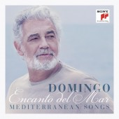 Plácido Domingo Announces Forthcoming LP 'Encanto del Mar' on Sony Classical, Available Oct. 14