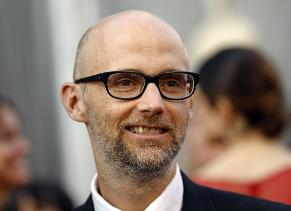 Musician Moby arrives at the 84th Academy Awards in Hollywood