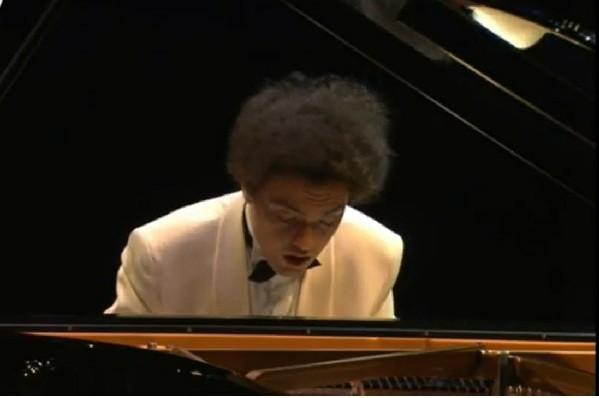 Kissin Plays Prokofiev's Romeo and Juliet
