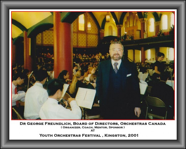 Dr. George Freundlich