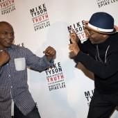 Mike Tyson & Spike Lee