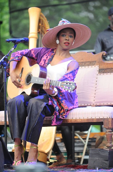 Lauryn Hill, Usher Interpret Nina Simone in Upcoming Covers Album