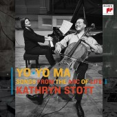 Yo-Yo Ma, Kathryn Stott Release 'Songs from the Arc of Life' via Sony Masterworks