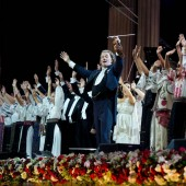 EXCLUSIVE 'King of the Waltz' André Rieu Discusses 2015 Maastricht Concert, Premieres Oct. 20