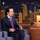 'Hamilton' Creator Lin-Manuel Miranda Has Amazing Freestyle on Jimmy Fallon