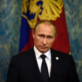 Putin (Tries) to Play the Piano, Performs 'Imperial March' With Partner