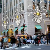 Black Friday Marks Beginning Of Holiday Season In NYC