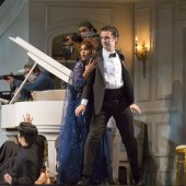 Lyric Opera Premiere of Bel Canto