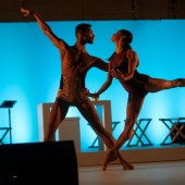 Misty Copeland and Clifford Williams